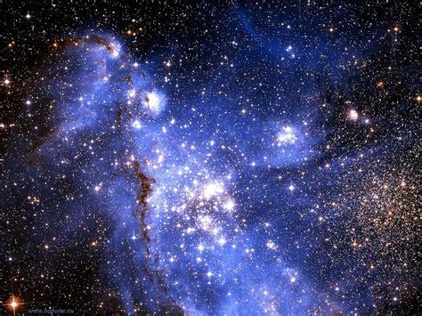 hubble teleskopu mavi bulutlar resim wallpaper guezel