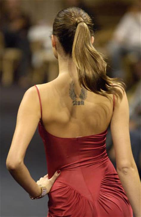 fontana tattoo cover tattoos isabeli fontana