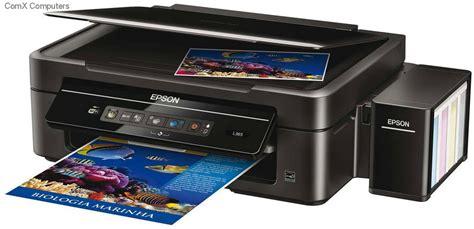 Printer Epson L365 specification sheet l365 printer epson l365 inktank system printer