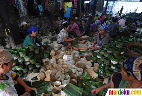 Kue Keranjang Dan Dodol foto mengintip dapur pembuatan dodol dan kue keranjang di tangerang merdeka