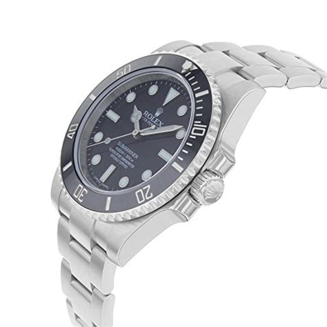 Rolex Submariner Automatic 2 rolex submariner black stainless steel automatic mens 114060 reviews
