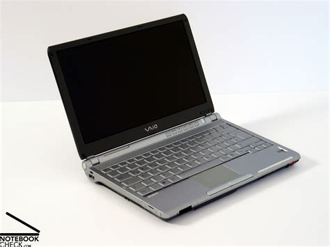 Sony Vaio review sony vaio vgn tx5xn notebook notebookcheck net reviews