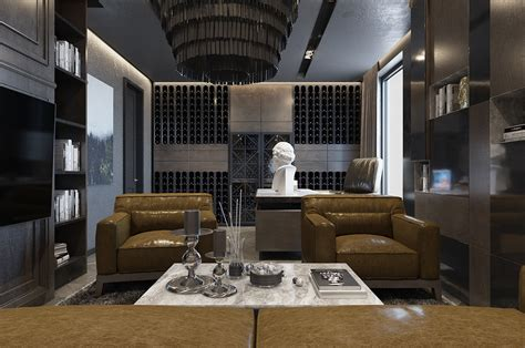luxurious home interiors three luxurious apartments with modern interiors