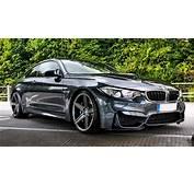 Fancy BMW M4 With MbDESIGN Wheels  Motorward