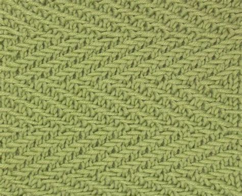 herringbone stitch knitting woven transverse herringbone stitch can be found in the