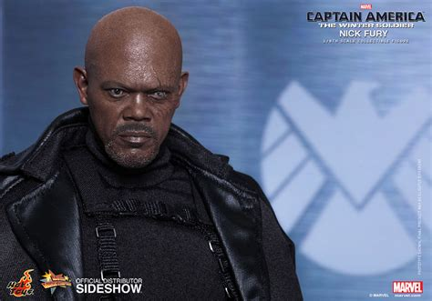 Toys Nick Fury The Winter Soldier Misb toys nick fury captain america the winter soldier