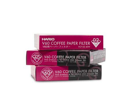 Coffee Filter Hario 02 hario v60 02 filter paper poppy