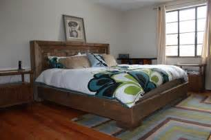 diy king size bed reader diy project king size bed by jason ackerman