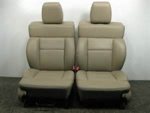 Ford F150 Replacement Seats Ford F 150 F150 Leather Replacement Oem Seats 2004 2005