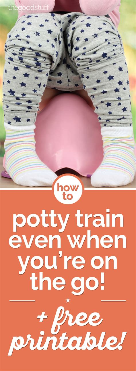how to re potty your how to potty even when you re on the go free printable thegoodstuff