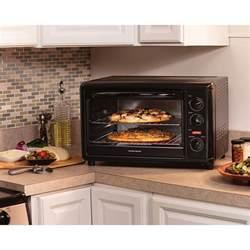 hamilton countertop toaster pizza oven convection
