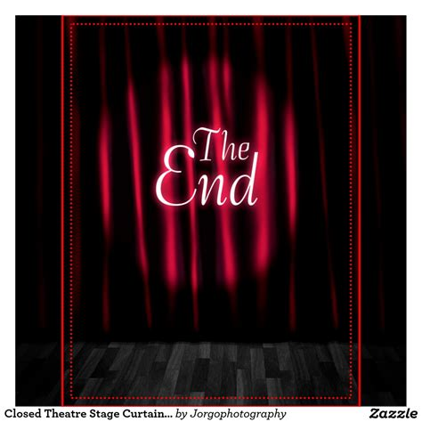 the end curtains as i see it now a bit of fun and don t we all need that