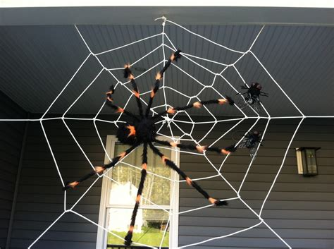 a tangled web make your own spider web