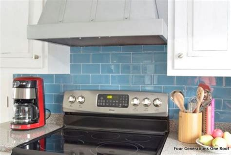 removable kitchen backsplash solutions for renters kitchens centsational