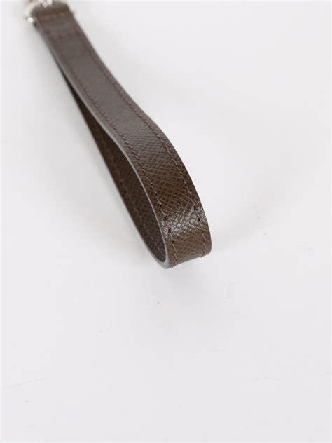 Louis Vuitton Leather louis vuitton taiga leather wristlet luxury bags