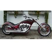 2011 Harley Davidson Big Dog Wolf Worldwide Limited No5 Of 15 Chopper