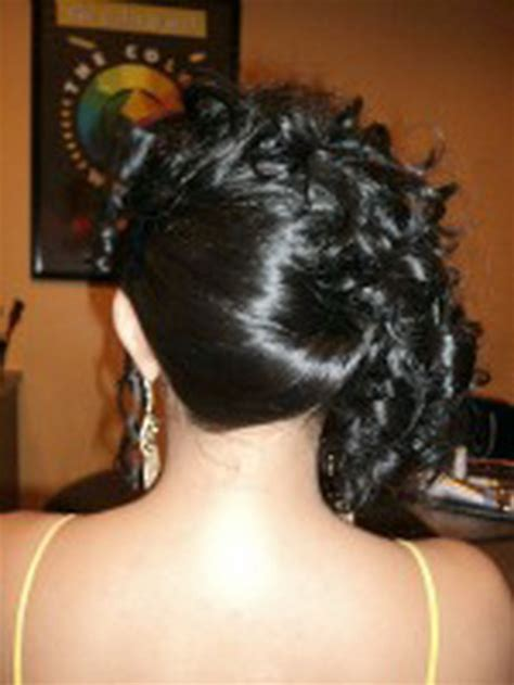 short prom hairstyles for black teenagers black girls prom hairstyles