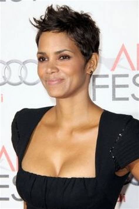 style pixie like halle berry pixie haircut halle berry