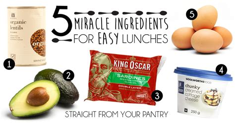 5 miracle ingredients for easy meals baby jake s mom