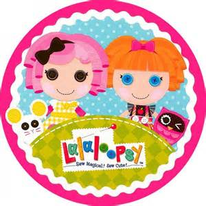 lalaloopsy edible cake toppers lalaloopsy icing cake toppers