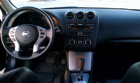 Nissan Altima Coupe Interior by 2008 Nissan Altima Coupe Pictures Cargurus