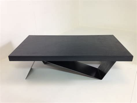 table basse beton cire table basse aquarium beton cire ezooq