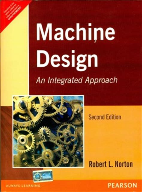 mcgraw hill design of machinery anna university study materials ed7204 integrated