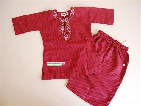 Saiz Leher Baju Kurung Kanak Kanak manjakuhappy sihat ceria riang bergaya exclusive baju kurung pahang klasik untuk bayi dan kanak