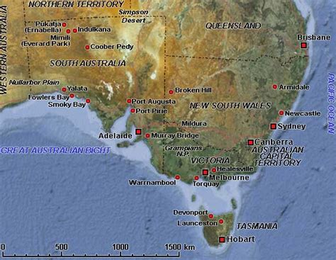 south eastern australia map south eastern australia australia photos history