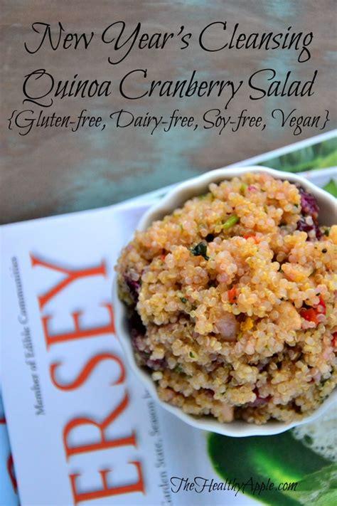 Health Detox Vacations After New Years by Quinoa Salad Recipe Easy Quinoa Recipe