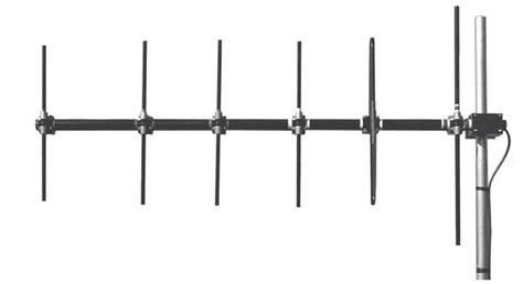 antyh yagi antenna   mhz telewave