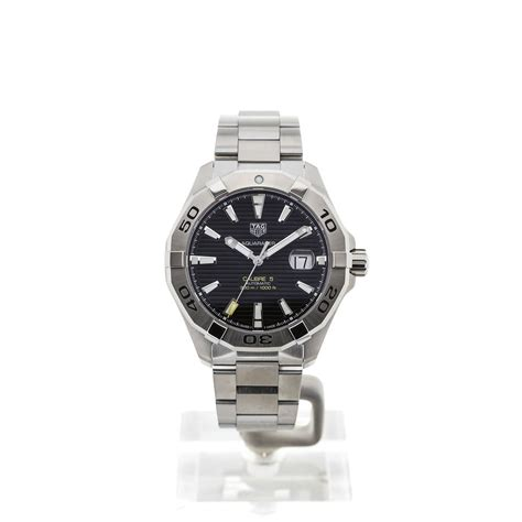 Tag Heuer Automatic buy tag heuer aquaracer 43mm automatic date calibre 5