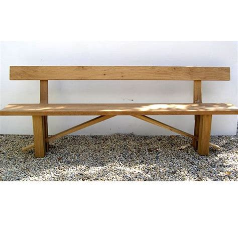 oak bench with back best 25 dining bench with back ideas on pinterest high