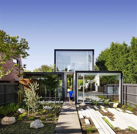 houses in melbourne that house by maynard architects in melbourne