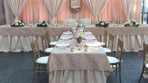 wedding table and chair rentals aaa rents event services event rentals
