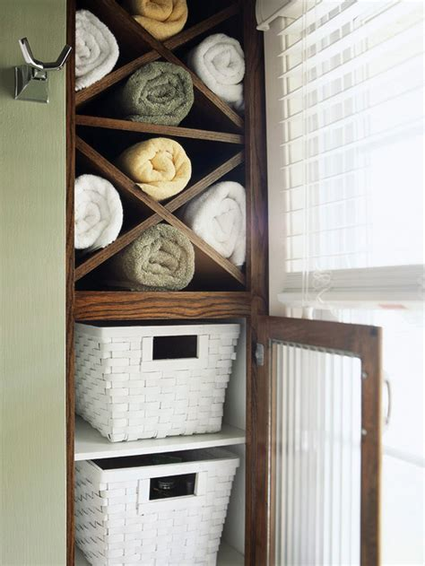 Modern Furniture New Ideas For Storage Solutions By Using Bathroom Towel Storage Ideas
