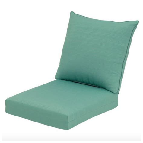 Outdoor Patio Chair Cushions Outdoor Patio Chair Seat Cushion Cushions Pad Pads Fabric Cover High Back Ebay