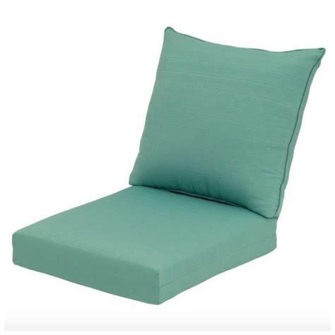 Outdoor Patio Deep Chair Seat Cushion Cushions Pad Pads