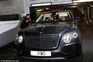 David Beckham Bentley Beckham Breaks Away From His Family At Swanky