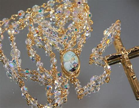 Rosario Gelang Swarovski Handmade 50 best rosary images on rosaries rosary and prayer