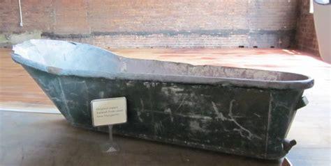 metal bathtub the captain s table