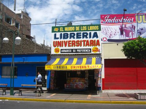 libreria universitaria como chimbote 8 malec 243 n y avenida