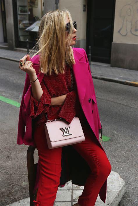 Maxi Rossa maxi abrigo rosa my showroom de moda y tendencias