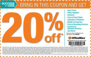 new officemax coupons 30