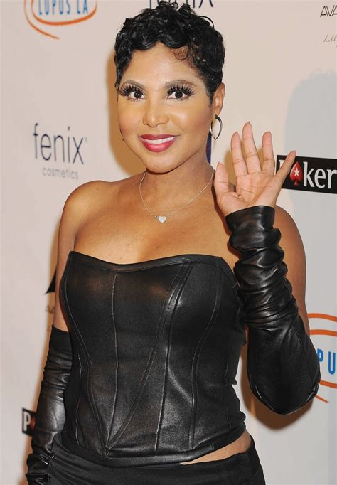Toni And Hairstyles by Toni Braxton Hairstyle Hair