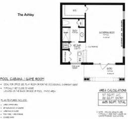 Pool Guest House Plans by Ashley Pool House Floor Plan For The Home Pinterest