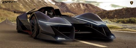 lamborghini might build this electric single seater