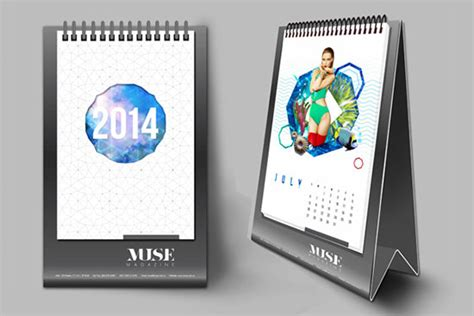 design inspiration calendar 25 new year 2014 wall desk calendar designs for inspiration
