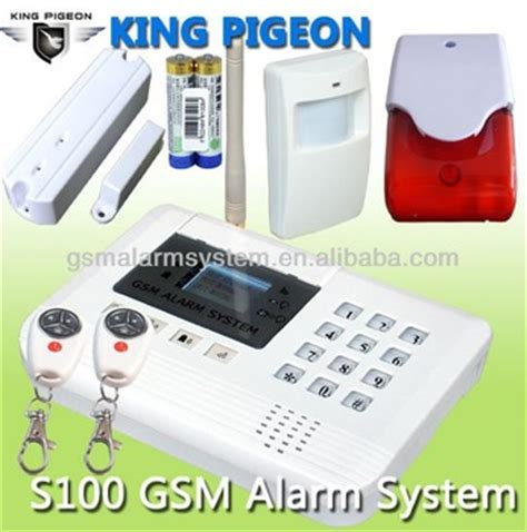 intelligent gsm network home alarm system buy