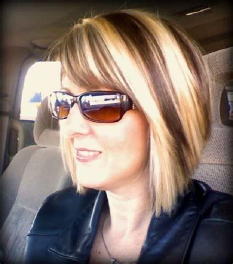 hairstyles blonde on top brown underneath pictures blonde with brown underneath short hair blonde with brown